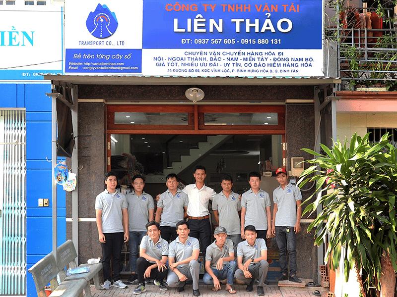 công ty vận tải ở thành phố Hồ Chí Minh