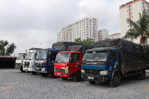 Xe tải 1